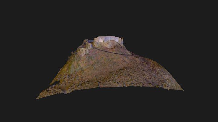 ??? (UL) ruined castle 3D Model