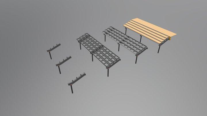 Stupeny1 3D Model