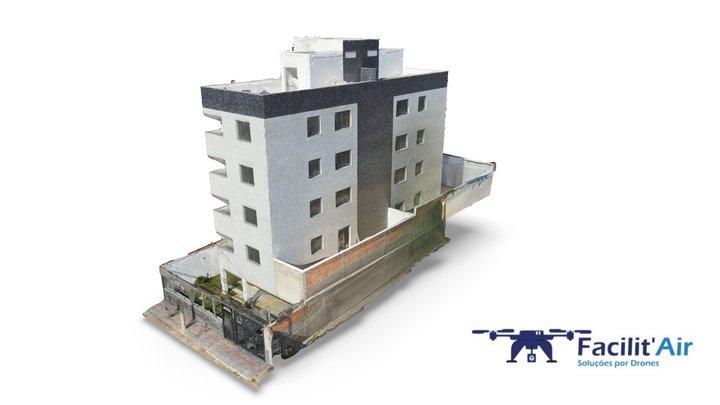 Modelo 3D - Obtenção de Baixa de Construção PBH 3D Model
