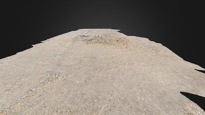 Prehistoric tomb, Umm al Maa, North-west Qatar 3D Model