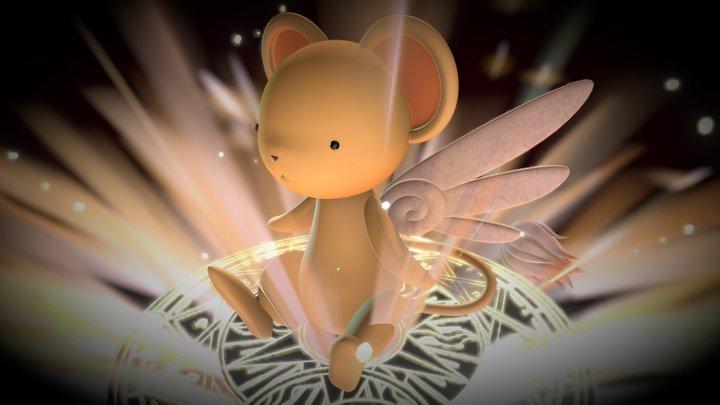 Kero-chan! 3D Model
