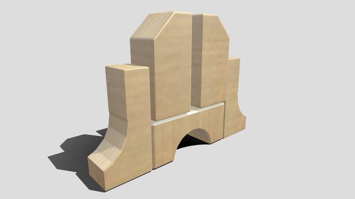 BLOCK2FINAL 3D Model