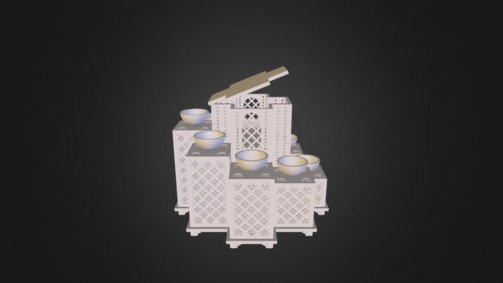 little abbey 3D Model