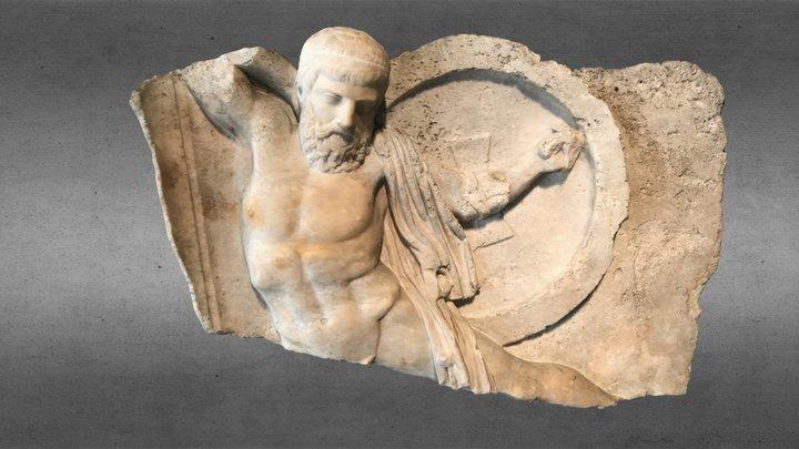 Test Ancient Art Capture 3D Model