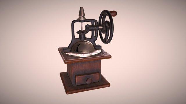 Old Mill 3D Model