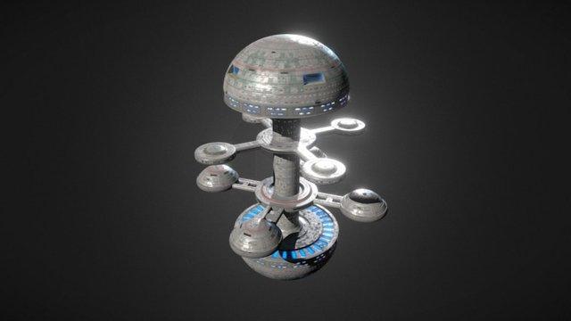 Utopia Planetia 3D Model