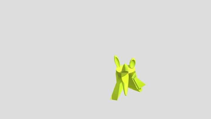 House Dancing 3D Model