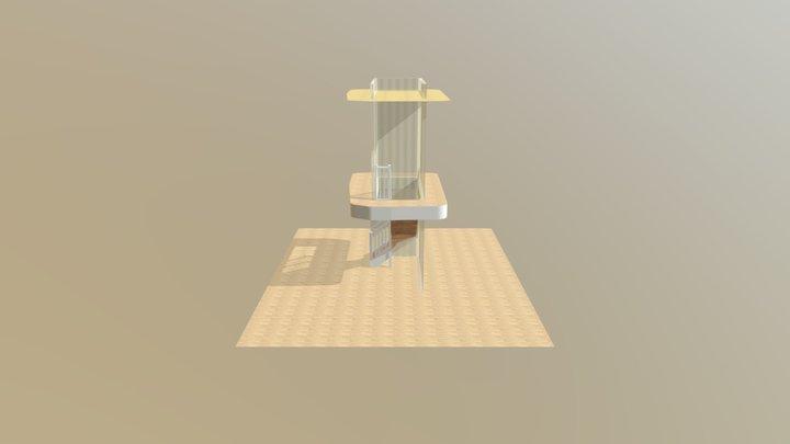 Svelvik 3D Model