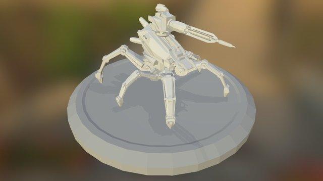 Monkeylord Model 3D Model