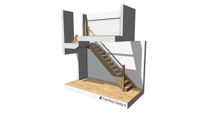 Aspinall preliminary design 3D Model
