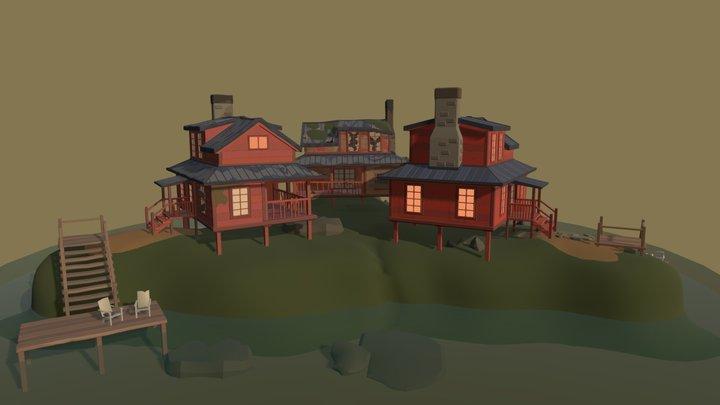DP3 homework 8 3D Model