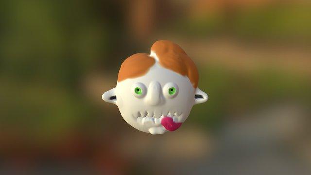 Fluffy 3D Model