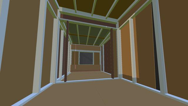 ShedUpdated030716 3D Model