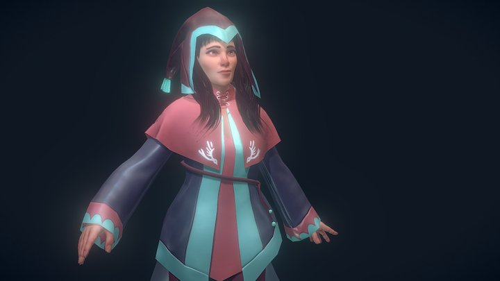The Gray Jay -Ancient Civilizations:Lost & Found 3D Model