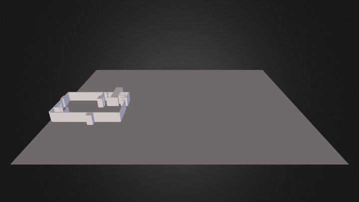 順豐2.3ds 3D Model
