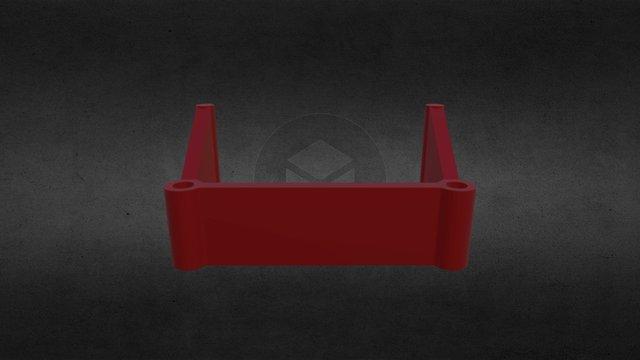 Filament Guide 2 V3 3D Model