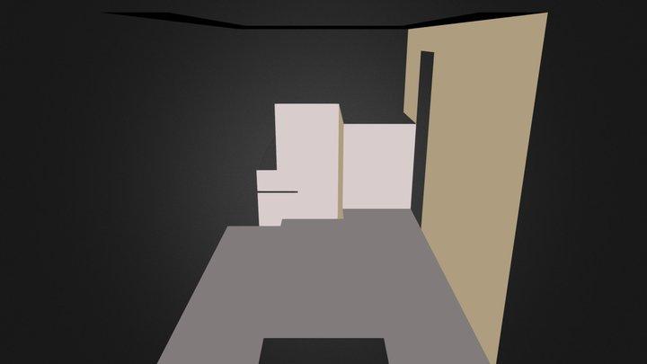 Proyecto Habitáculo Mínimo/ Pablo Camus 3D Model