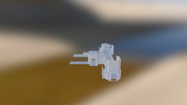 Base V2 3D Model