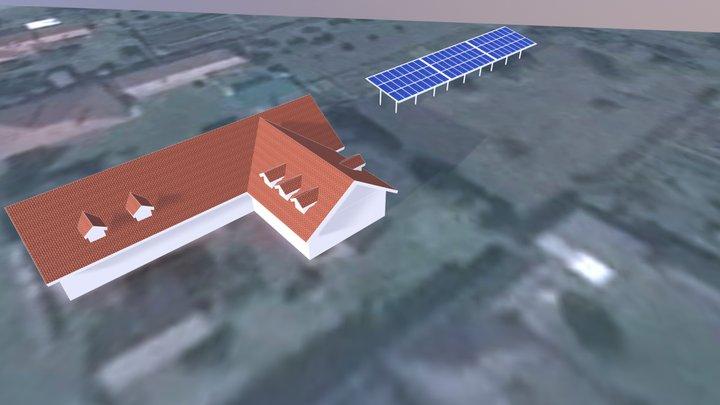 3D-Vaszar 3D Model