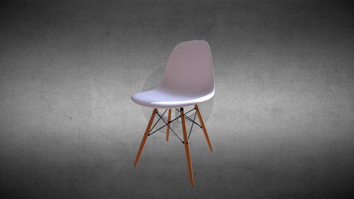 chair 3d Vitra 3D Model