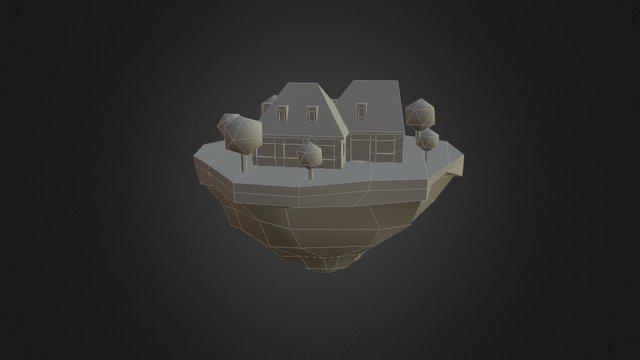 ARKT Art Centre 3D Model