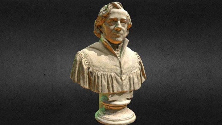 Friedrich Schleiermacher 3D Model