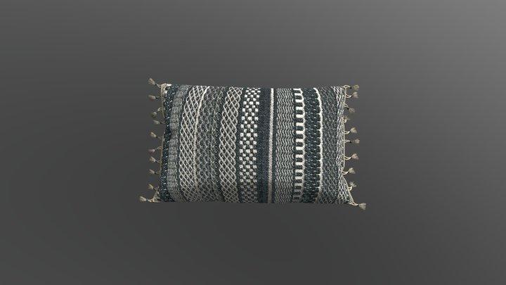 Cushion 02 3D Model