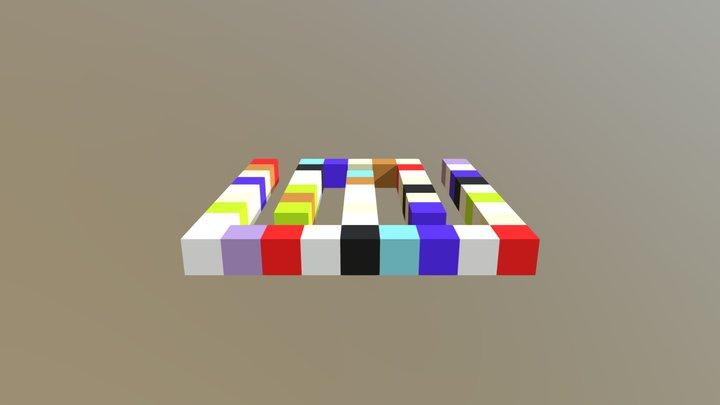 SP1 3D Model