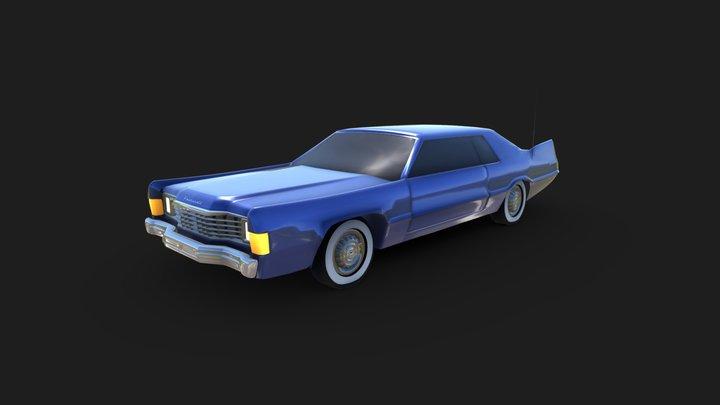 Fargo Fairview 3D Model