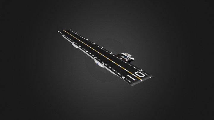 KSP Maritime Pack CVE 3D Model