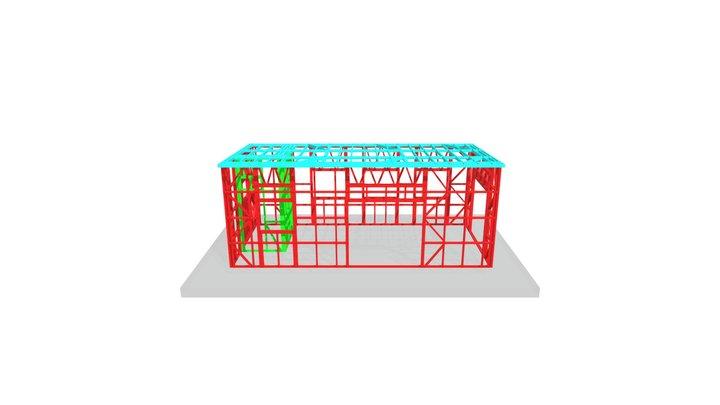 Frame Kit #34 3D Model