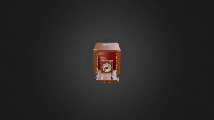 Archivo historico CAVV - A7 (untextured) 3D Model