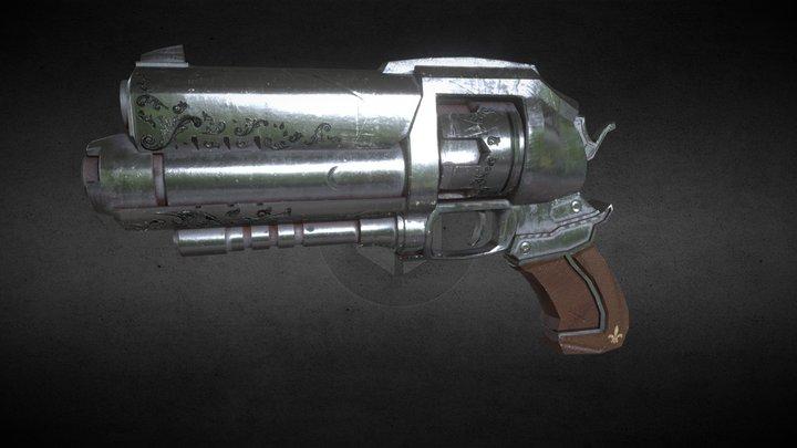 Terran Magnum 3D Model