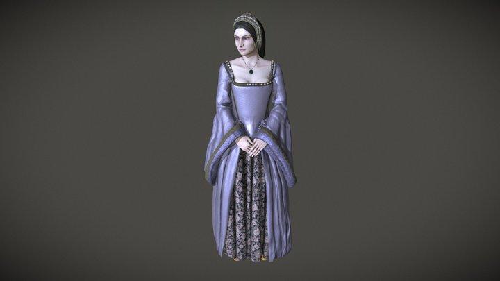 Jane 3D Model
