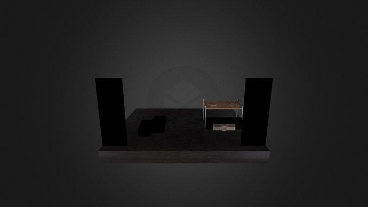 Utkast 1 3D Model