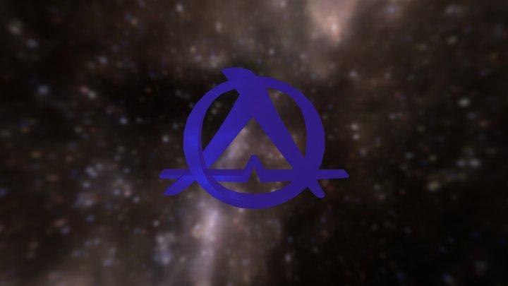 Allegiance Logo 3D Model