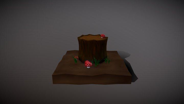 Forest Setup 2 3D Model