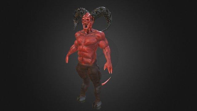 Imp 3D Model