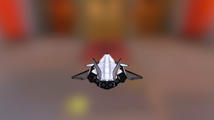ASTRO 3D Model