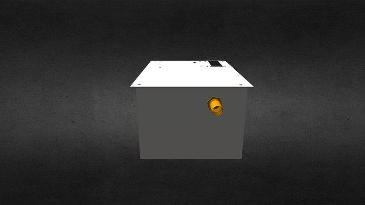 PUNYA PAK YOGA 01 3D Model