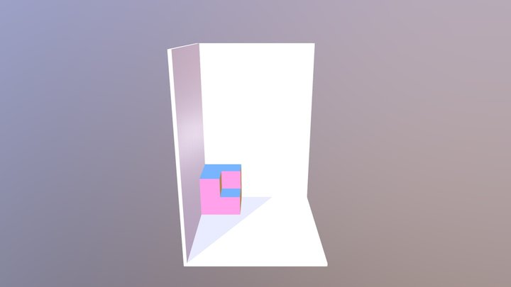 ZCZC 3D Model