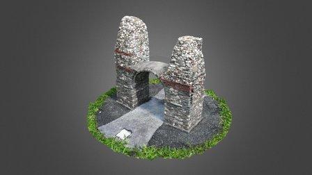 Heidentor 3D Model