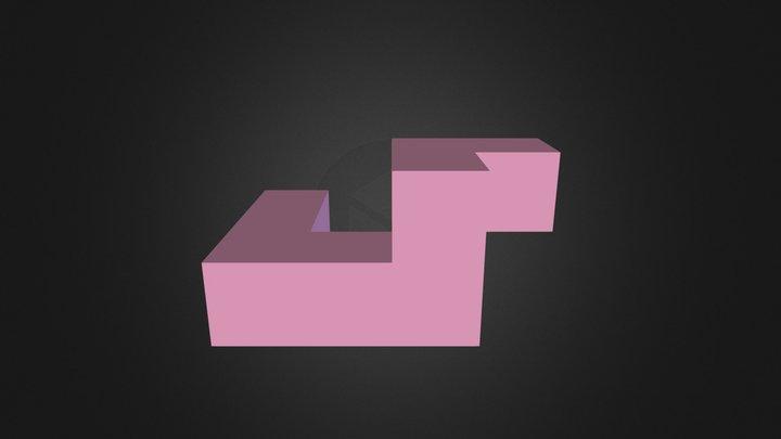 Pink 3D Model