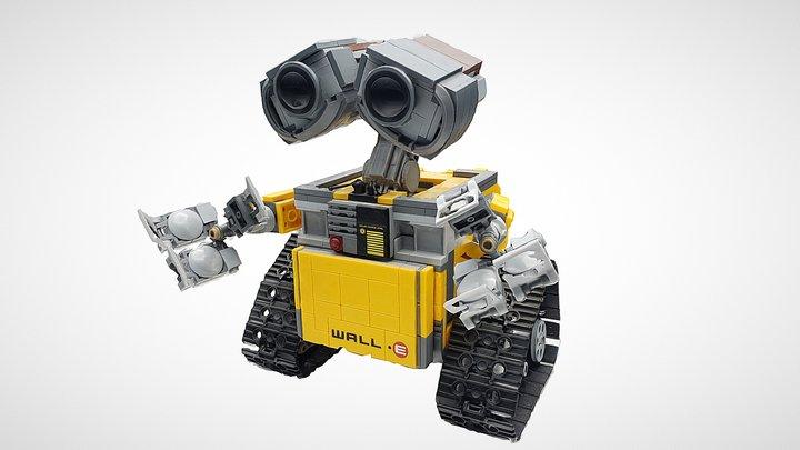 Wall-e #RCToyChallenge 3D Model