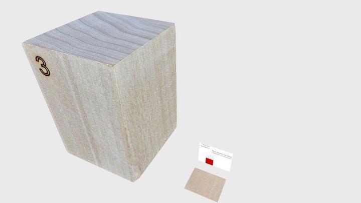 Kocka_03 3D Model