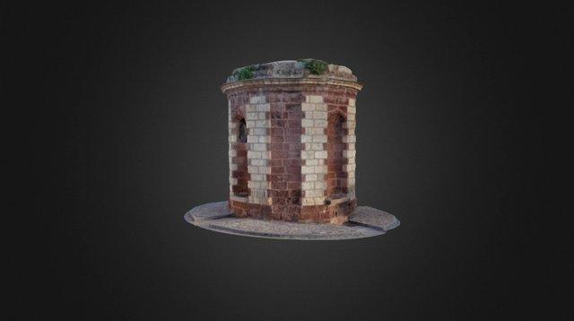 Funtana Noa di Martis (SS) 3D Model