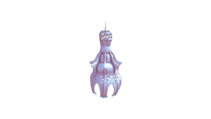 Radiolarians: snowman 3D Model