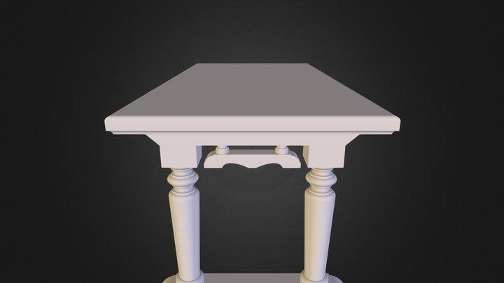 Walnut Top Version 3D Model