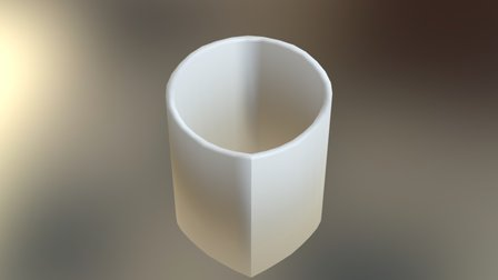 Simple Illusion 3D Model