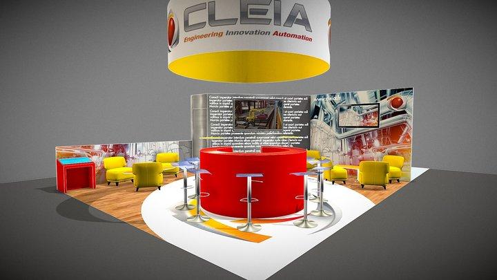 CLEIA GLOBAL INDUSTRIE 3 3D Model